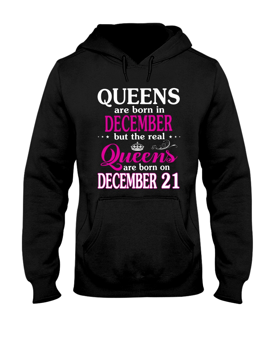 Queens - December 21 Hooded Sweatshirt