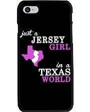 New Jersey -Texas - Just a shirt - Phone Case thumbnail