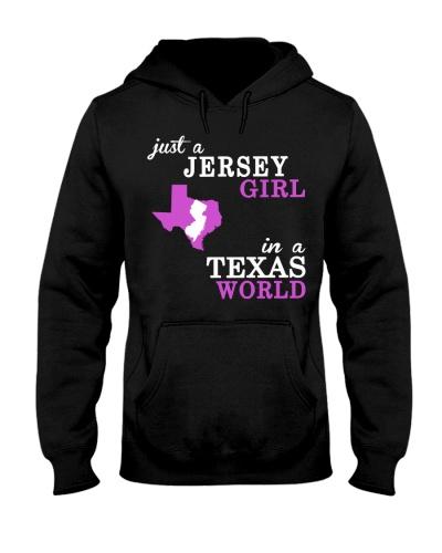 New Jersey -Texas - Just a shirt -