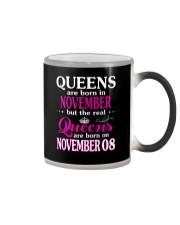 Queens - November 08 Color Changing Mug thumbnail