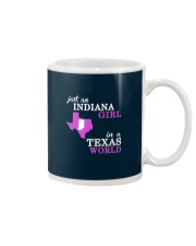 Indiana - Texas Just a shirt -  Mug thumbnail