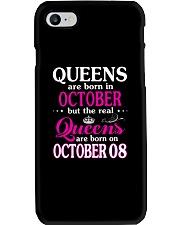 Queens - October 08 Phone Case thumbnail