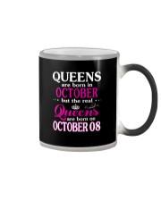 Queens - October 08 Color Changing Mug thumbnail