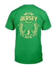 JerSey Girl Woman Tshirt- I cant Control - Classic T-Shirt thumbnail