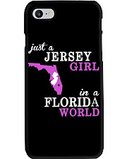 New Jersey -Florida - Just a shirt - Phone Case thumbnail