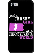 New Jersey -Pennsylvania - Just a shirt - Phone Case tile