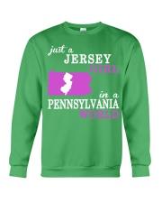New Jersey -Pennsylvania - Just a shirt - Crewneck Sweatshirt thumbnail