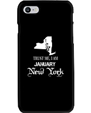 Trust me - I am January New York -  Phone Case thumbnail