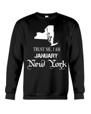 Trust me - I am January New York -  Crewneck Sweatshirt thumbnail
