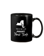Trust me - I am January New York -  Mug thumbnail