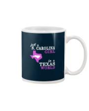 N Carolina - Texas - Just a shirt - Mug thumbnail