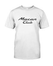 MacanClub 2020 campaign  Classic T-Shirt thumbnail