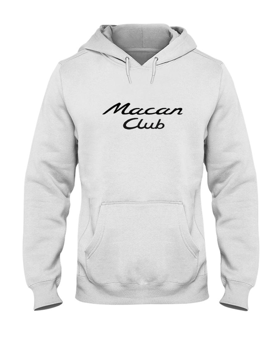 MacanClub 2020 campaign  Hooded Sweatshirt