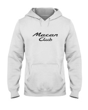 MacanClub 2020 campaign  Hooded Sweatshirt front