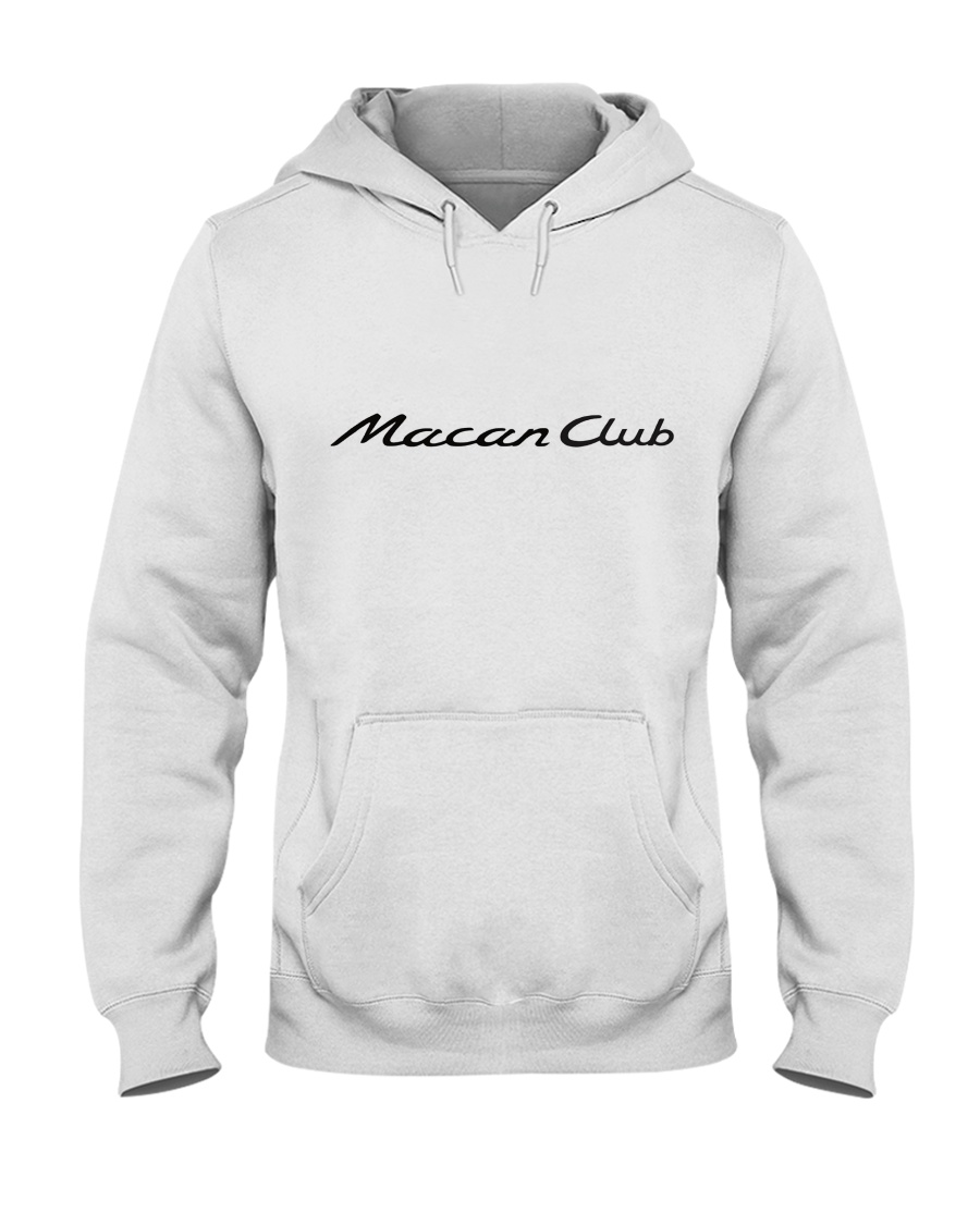 MacanClub 2019  Hooded Sweatshirt