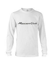 MacanClub 2019  Long Sleeve Tee thumbnail