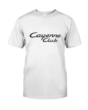 CayenneClub original design  Classic T-Shirt thumbnail