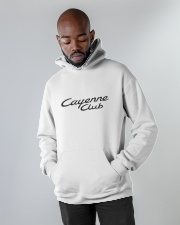 CayenneClub original design  Hooded Sweatshirt apparel-hooded-sweatshirt-lifestyle-front-09