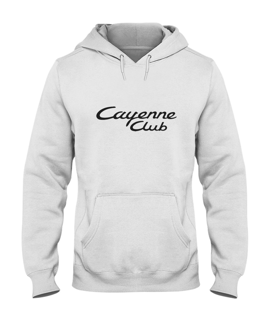 CayenneClub original design  Hooded Sweatshirt