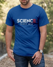 VOTE FOR SCIENCE 2020 Classic T-Shirt apparel-classic-tshirt-lifestyle-front-53