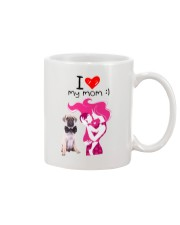 I love mom Mug front