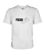 Focus Puller V-Neck T-Shirt thumbnail