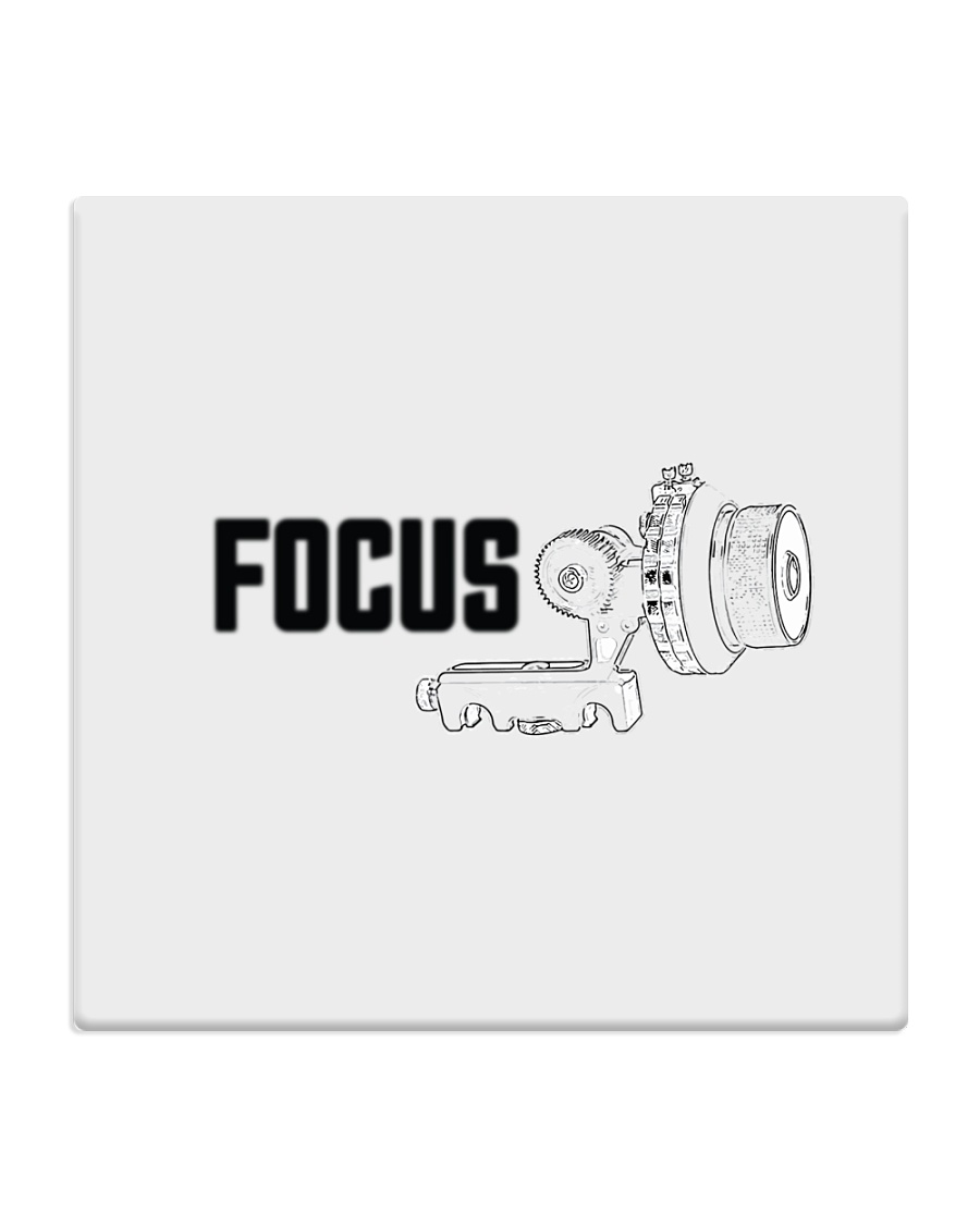 Focus Puller Square Coaster