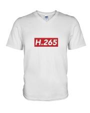 H265 V-Neck T-Shirt thumbnail