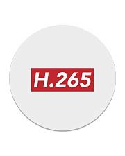 H265 Circle Coaster thumbnail