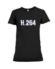H264 Premium Fit Ladies Tee thumbnail
