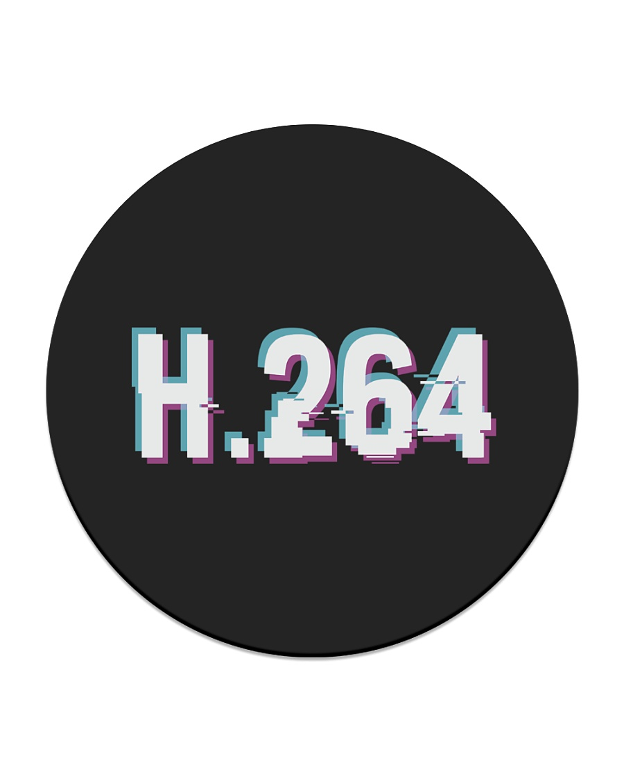 H264 Circle Coaster