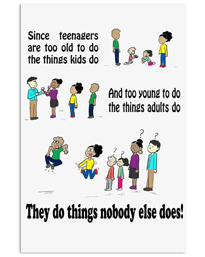 Why teens do things nobody else does