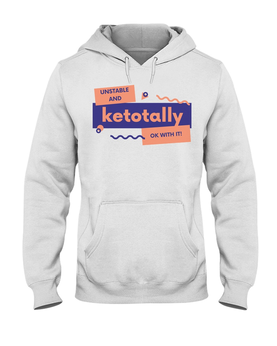 unstable Hooded Sweatshirt