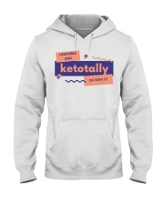 unstable Hooded Sweatshirt front