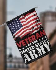 """Veteran Flag 11.5""""x17.5"""" Garden Flag aos-garden-flag-11-5-x-17-5-lifestyle-front-17"""