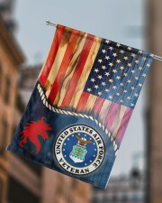 """United State Air Force 29.5""""x39.5"""" House Flag aos-house-flag-29-5-x-39-5-ghosted-lifestyle-15"""