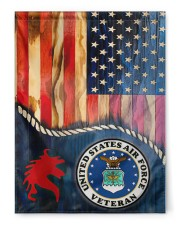 """United State Air Force 29.5""""x39.5"""" House Flag front"""