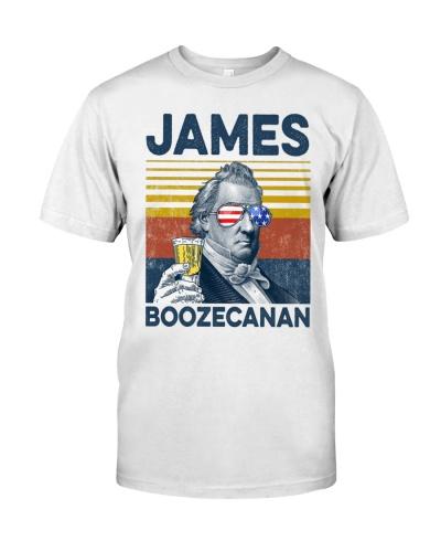 Beer James Boozecanan
