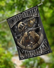 "Veteran Marines 29.5""x39.5"" House Flag aos-house-flag-29-5-x-39-5-ghosted-lifestyle-17"