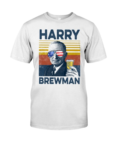 Beer Harry Brewman