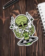 Get High Sticker 02 Sticker - Single (Vertical) aos-sticker-single-vertical-lifestyle-front-05