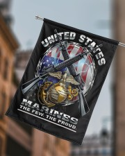"Veteran Marines 29.5""x39.5"" House Flag aos-house-flag-29-5-x-39-5-ghosted-lifestyle-15"
