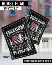 """I Paid For It 29.5""""x39.5"""" House Flag aos-house-flag-29-5-x-39-5-ghosted-lifestyle-05"""