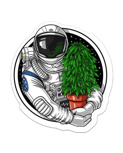 Get High Sticker 01