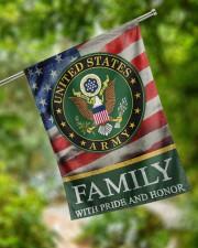 "Army Family 29.5""x39.5"" House Flag aos-house-flag-29-5-x-39-5-ghosted-lifestyle-17"