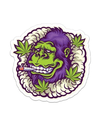 Get High Sticker 07
