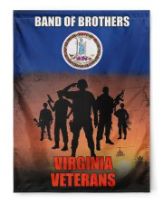 """Band Of Brothers 29.5""""x39.5"""" House Flag front"""