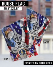 """Veteran Air Force 29.5""""x39.5"""" House Flag aos-house-flag-29-5-x-39-5-ghosted-lifestyle-05"""