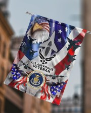 """Veteran Air Force 29.5""""x39.5"""" House Flag aos-house-flag-29-5-x-39-5-ghosted-lifestyle-15"""