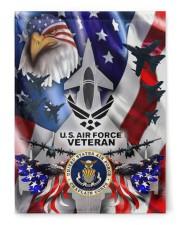 "Veteran Air Force 29.5""x39.5"" House Flag front"